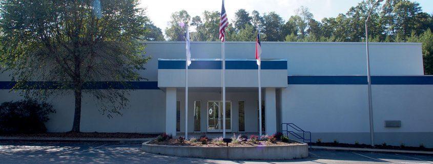 Enplas - office building